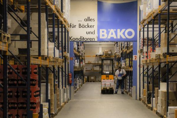 BÄKO Ost eG Lager Sortiment